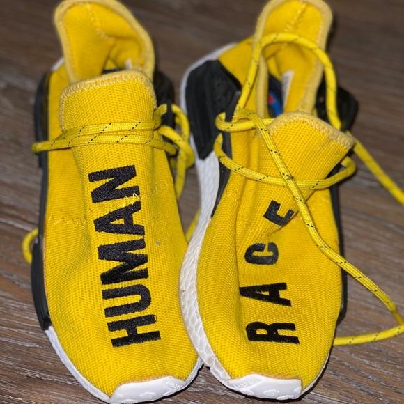 human races kid sizes
